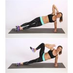 Effective Exercise to lose Belly Fat for Women- Side Crunches
