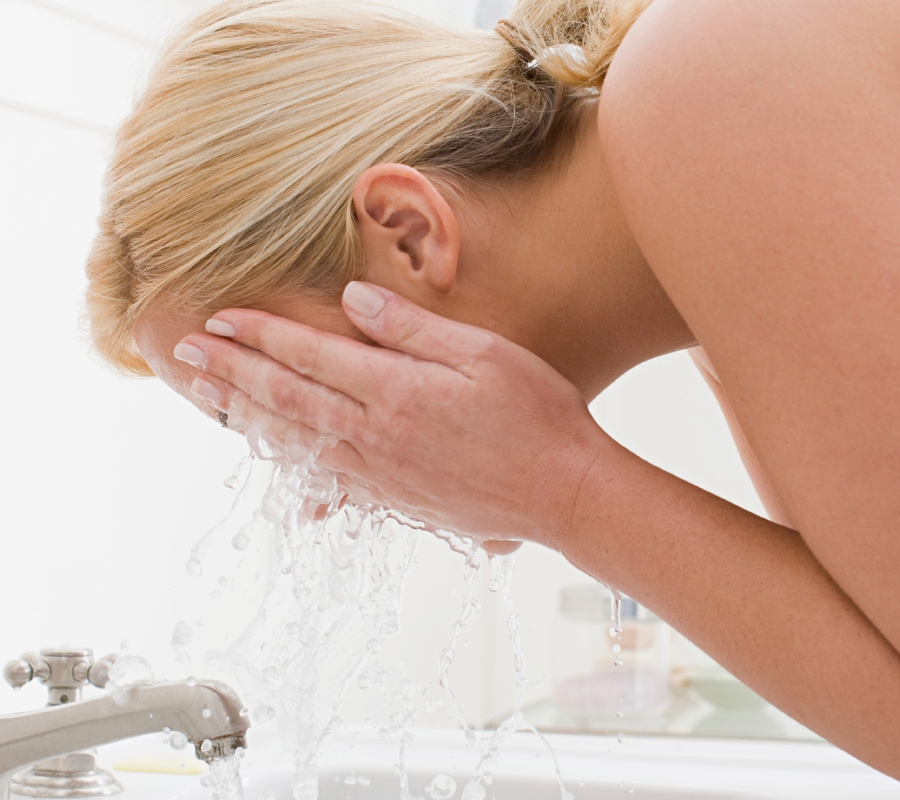 How to Get Rid of Pimple Fast at home -Face Washing
