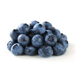 Fruits for Weight Loss - Blueberry