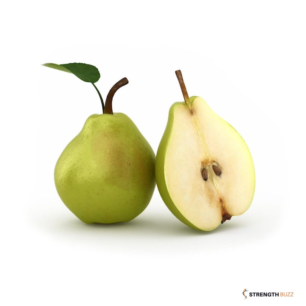 Fruits for Weight Loss- Pears