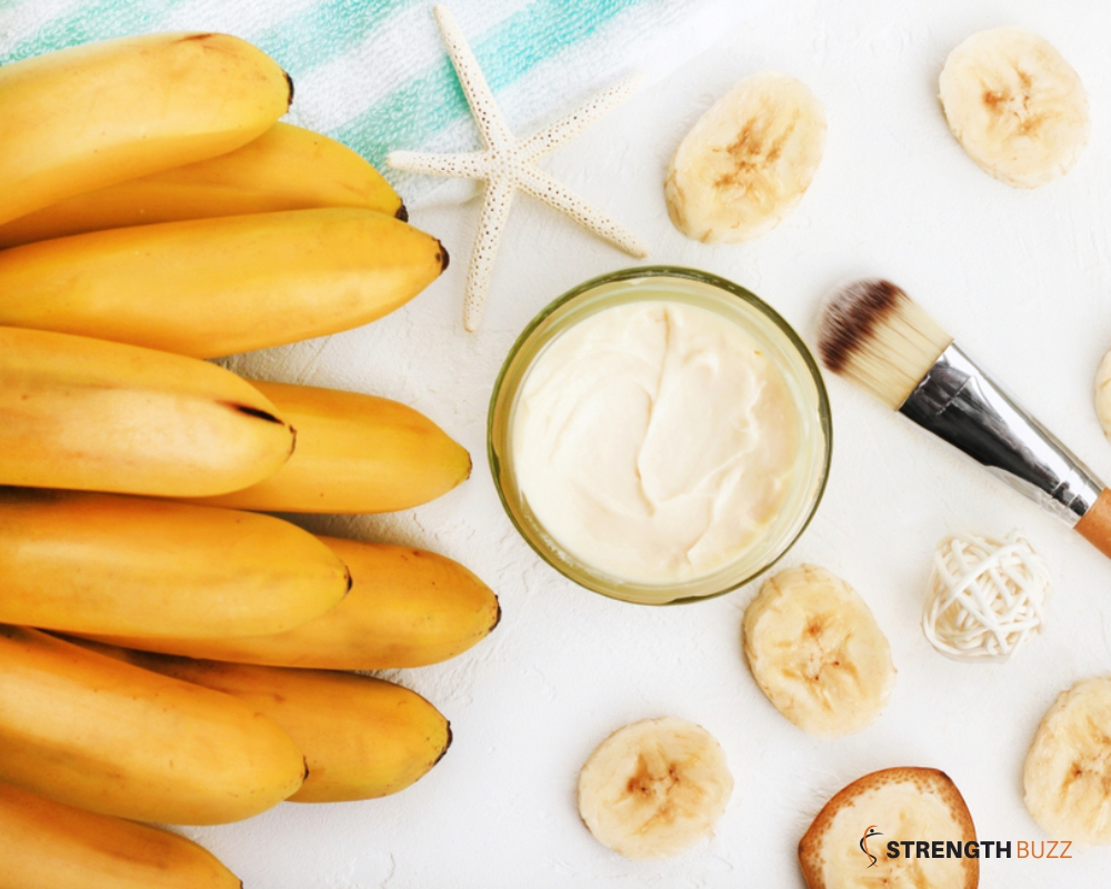 5 Benefits of Banana mask for Skin