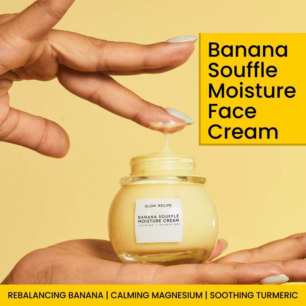 Banana Souffle Moisture Face Cream