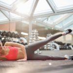 Best Exercise for Lower Back Pain – Lying lateral leg raises