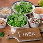 Your body can't fully digest fiber