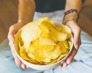 Your body find difficulty if digesting highly processed foods