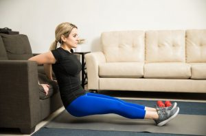 How to do Tricep Dips
