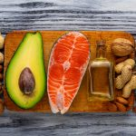 healthy fats, lean protein and vegetables
