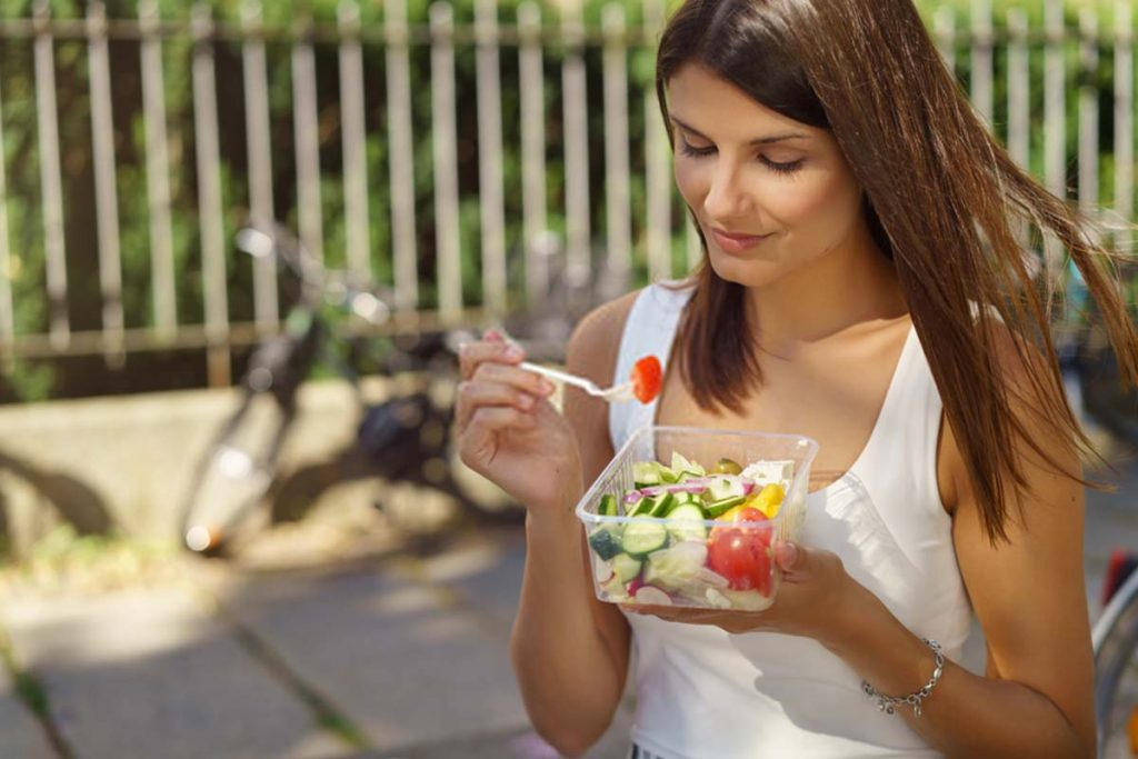 Add Nutrition to your Diet to get rid of dark circles