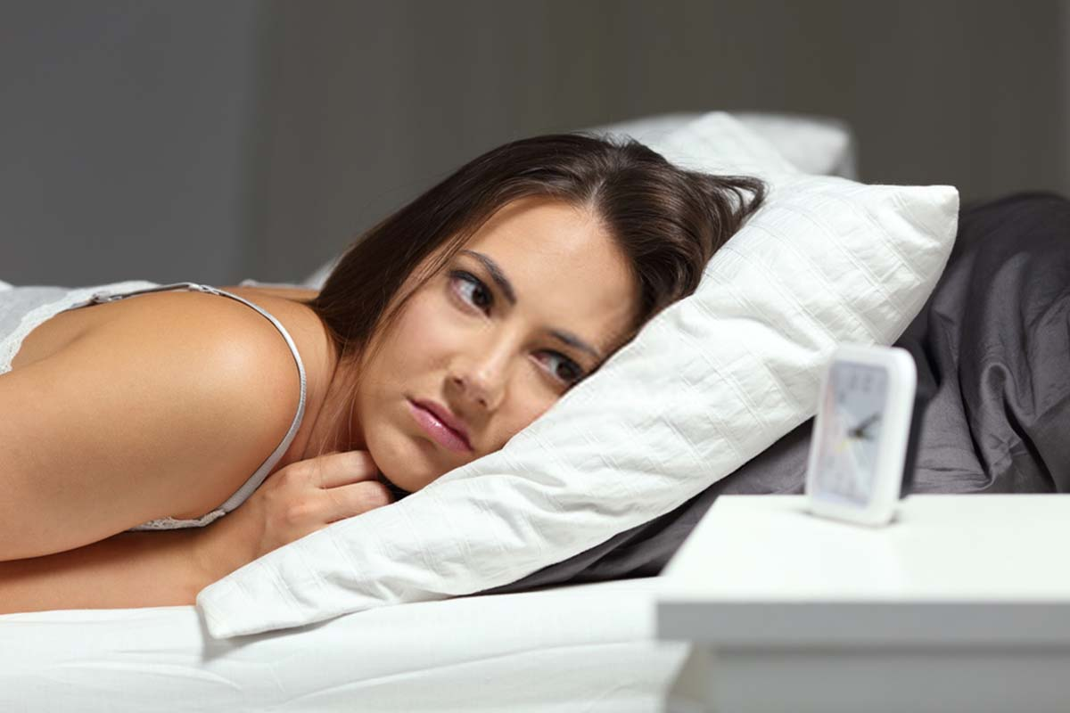 Get sufficient Sleep to get rid of dark circles