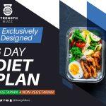 6 Day Diet Plan