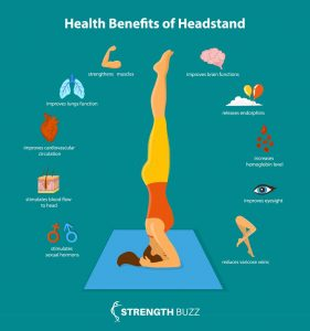 Benefits of Headstand Yoga Pose