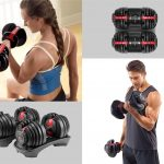 Best Adjustable Dumbbells for Beginner
