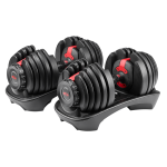 bowflex selecttech 552 adjustable dumbbell