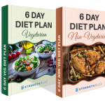 6-Day Detailed Indian Diet Plan for Fit Lifestyle 1
