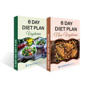 6-Day Detailed Indian Diet Plan for Fit Lifestyle