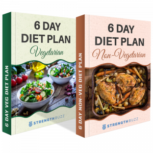 6 Day Diet Plan for Muscle Gain