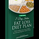 7-Day Fat Loss Diet Plan- Veg Mockup