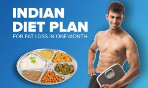 Indian Diet Plan for Weight Loss in One Month PDF