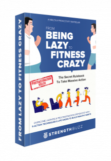 From Being Lazy to Fitness Crazy eBook